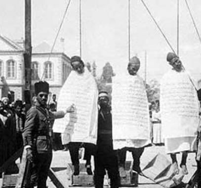 شاهد بالفيديو: الذكرى 89 لإعدام الانتداب البريطاني شهداء ثورة البراق