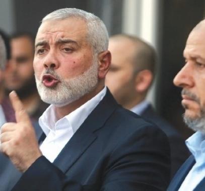 حماس تُعقِب على تهديدات الاحتلال بتفكيك جناحها العسكري واستعادة الجنود!!