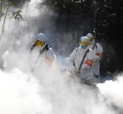 مسؤول أمريكي يُشيد بجهود الصين في محاربة فيروس كورونا