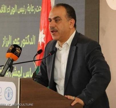 وزير الزراعة الأردني