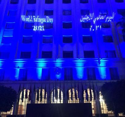 جامعة الدول العربية تُنظم احتفالاً في مقر الأمانة العامة بالقاهرة