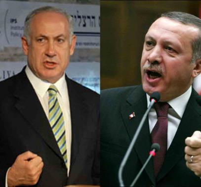 تركيا-وإسرائيل