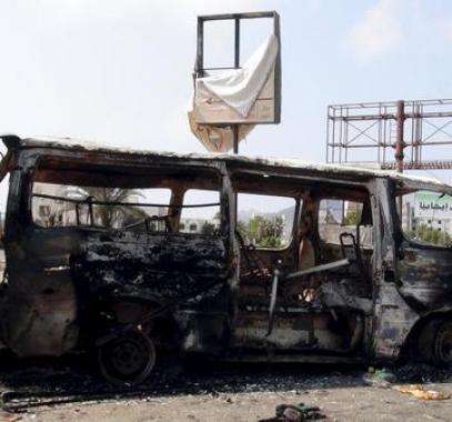 اشتباكات عنيفة في عدن