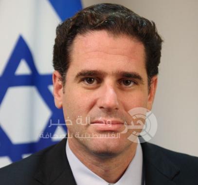 سفير- اسرائيلي-رون ديرمر