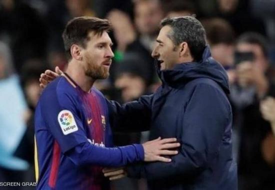 مدرب برشلونة: علينا التعود على اللعب بدون