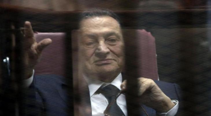 وثائق سرية بريطانية تكشف: مبارك قبل توطين الفلسطينيين بمصر
