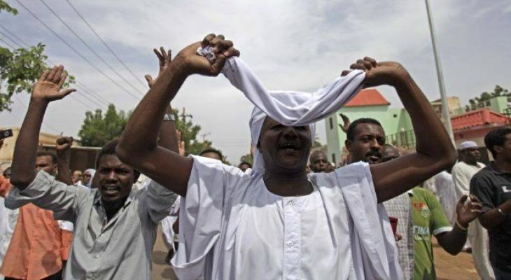 تظاهرات السودان