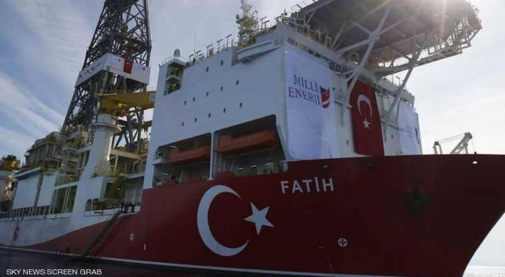 أنقرة: تصعّد تنقيب في شرق المتوسط بحماية الجيش التركي