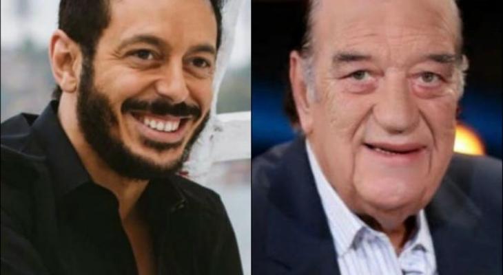 حسن حسنى و مصطفى شعبان