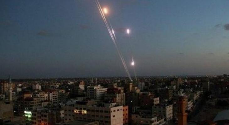 اطلاق صاروخ