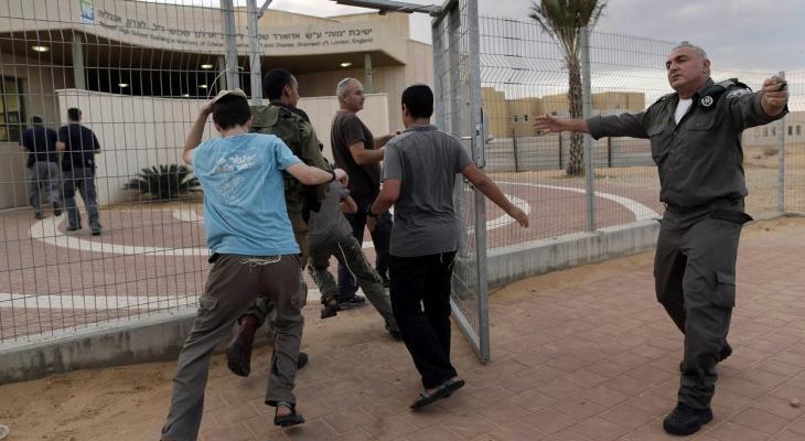 سكان غلاف غزة