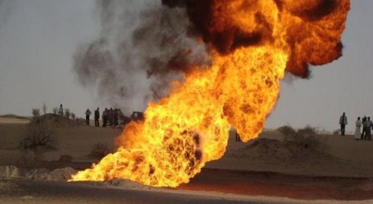 انفجار في ايران