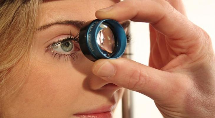 شاهد: فحص مرض الزهايمر عن طريق العين