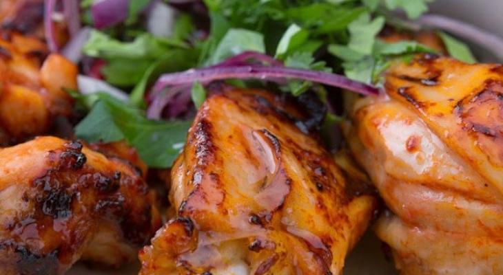 """طريقة عمل """"دجاج تكا"""" المشوي"""