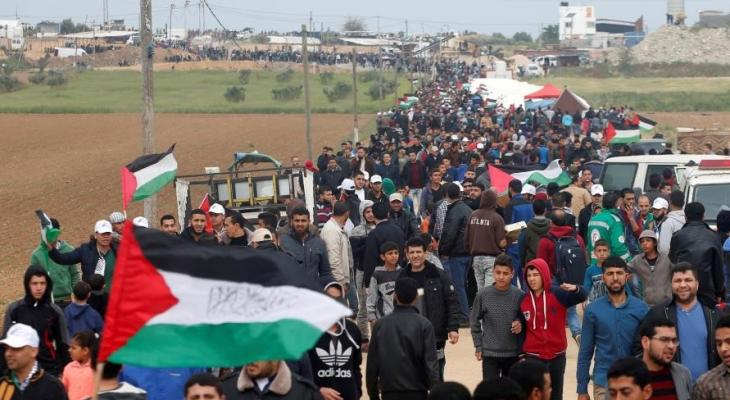 صحيفة تكشف عن مخاوف إسرائيلية من تحوّل ذكرى يوم الأرض في غزّة لمواجهة عسكرية