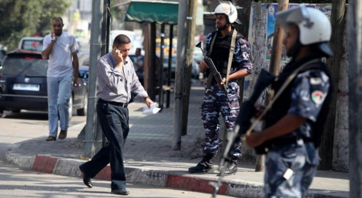 الداخلية تُعقب على أنباء حظر التجول في قطاع غزة بسبب كورونا