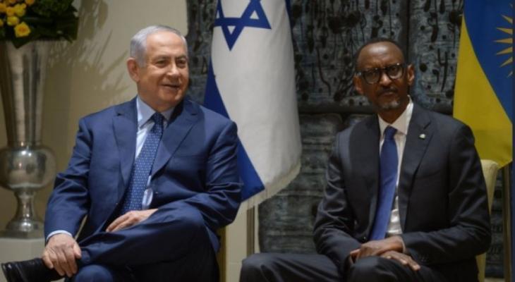 اسرائيل ورواندا