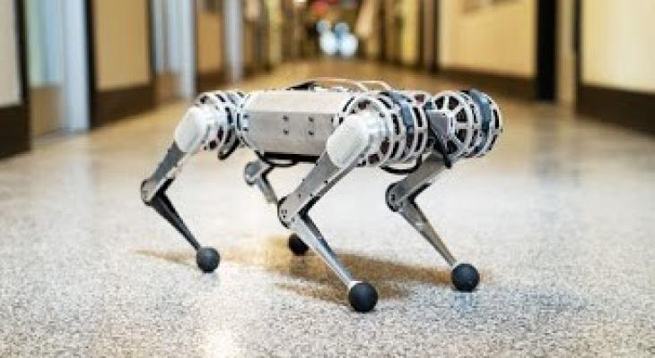 """بالفيديو: الكشف عن روبوت """"Mini Cheetah"""" القادر على القيام بحركة مبهرة"""