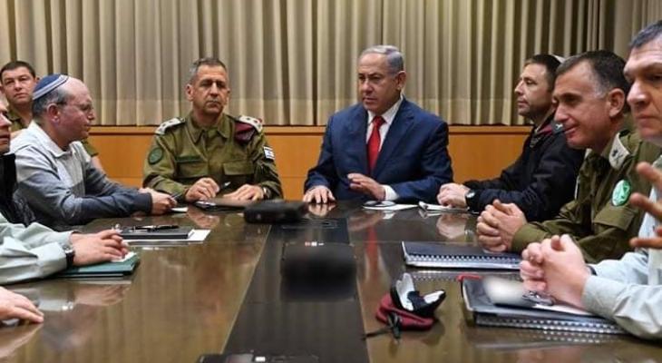متابعة لآخر الأخبار العبرية عقب إطلاق صواريخ من غزّة صوب تل أبيب