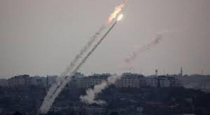 صافرات الإنذار تُدوي في غلاف غزّة عقب إطلاق صواريخ من القطاع