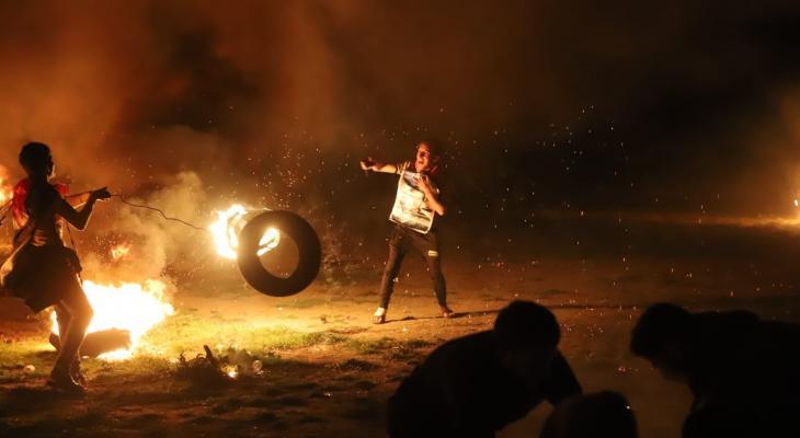 صحيفة عبرية تكشف عن وقع فعاليات الإرباك على سكان مستوطنات غلاف غزّة أمس