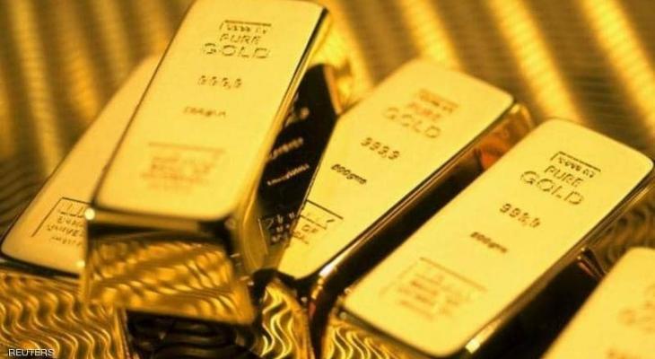 """الذهب: يتراجع بضغط من """"أسواق الأسهم"""""""