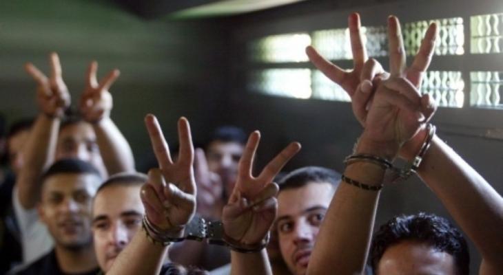 تقرير يوثق انتهاكات الاحتلال بحق الأسرى الفلسطينيين