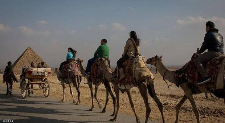 """مصر: قفزة """"هائلة"""" بعدد """"السيّاح""""  و""""الليالي"""" تتجاوز 100 مليون"""