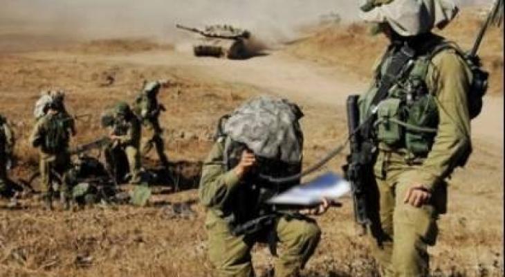 مناورات جيش