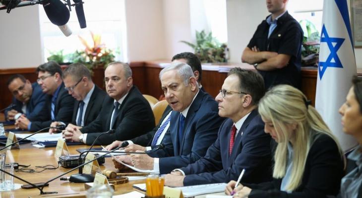 وزراء اسرائيليون
