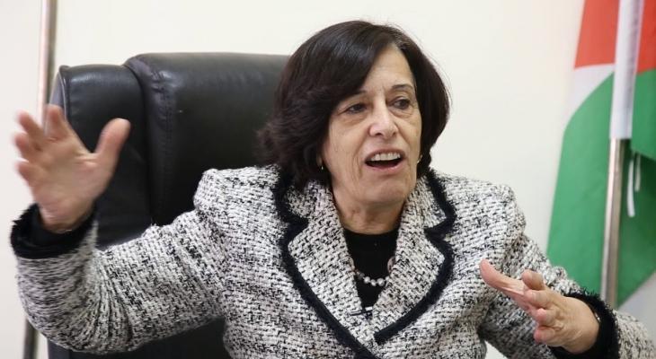 """أمينة حزب """"فدا"""" توضح حقيقة قرار استقالتها من هيئاته الإدارية"""