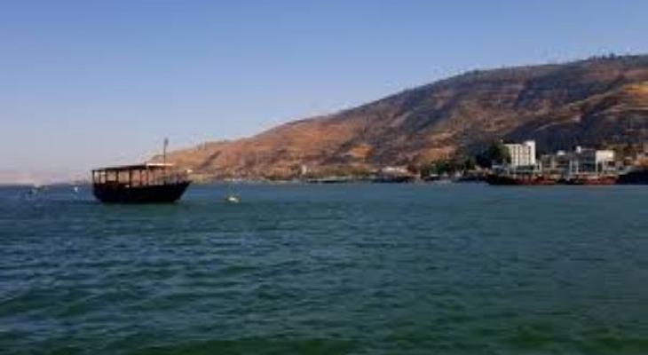 بحيرة طبريا