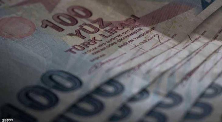 """الليرة """"التركية"""" تعود إلى الهبوط بعد بيع مليارات الدولارات"""