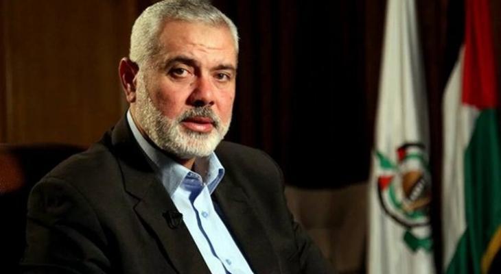 هنية يدعو الفصائل إلى اجتماعٍ عاجل مساء الأحد في غزّة