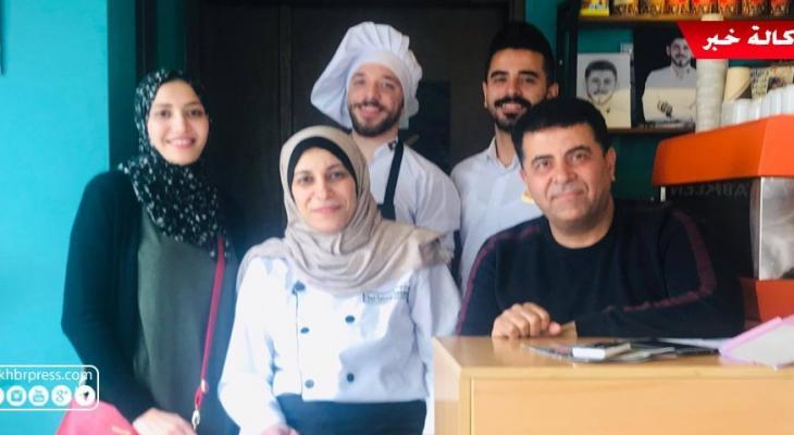 """شاهد بالصور: """"سنونو"""" أول مطعم عائلي في قطاع غزّة"""