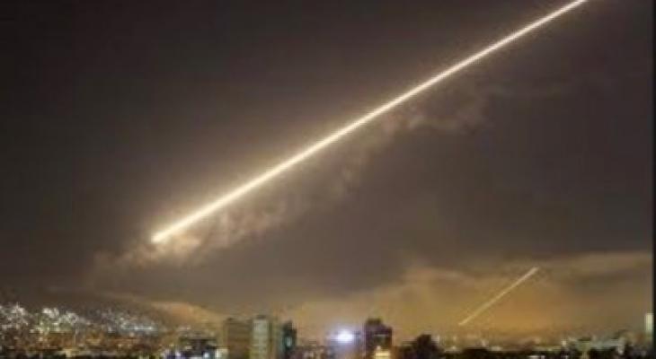 تحذير إسرائيلي من خطورة كبيرة للهجمات على سوريا