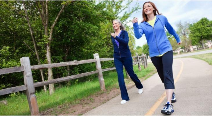 المشي يوميًا يحميكِ من الموت المبكر.. وهذا عدد الخطوات المطلوبة!