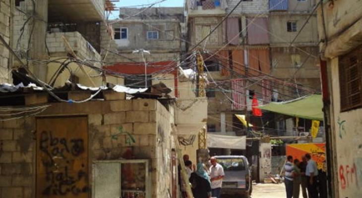 لاجئين لبنان