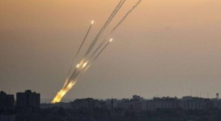 صواريخ تجريبية