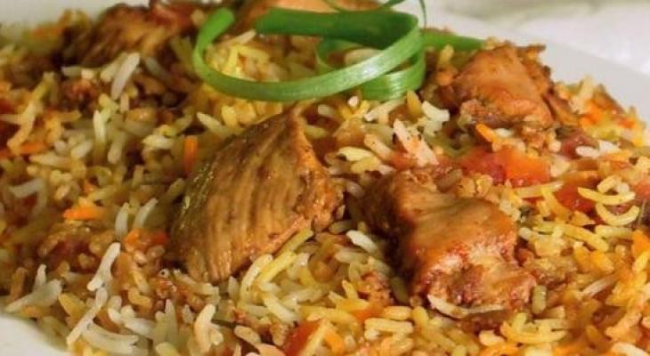 """بالفيديو: طريقة عمل """"مجبوس دجاج"""" اماراتي"""