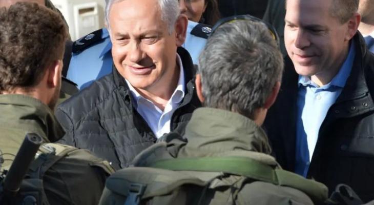 نتنياهو وجيش الاحتلال.