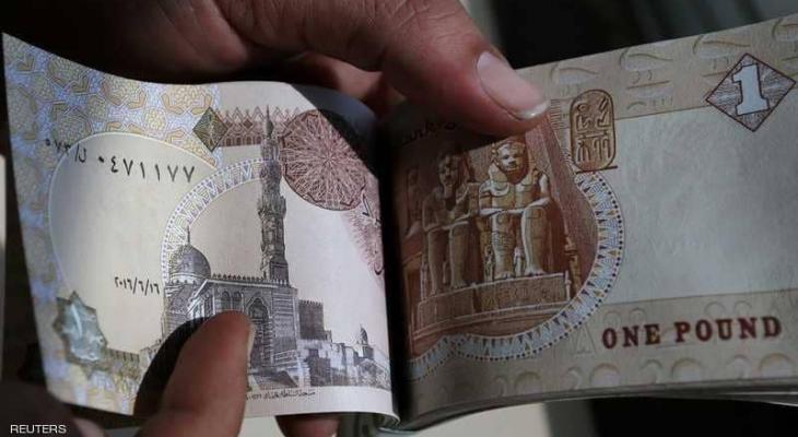 """الدولار يتلقى """"ضربة جديدة"""" أمام الجنيه المصري"""