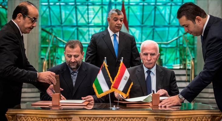 """قيادي بـ""""فتح"""" يكشف لوكالة """"خبر عن تقدم كبير بملف المصالحة مع حماس!"""