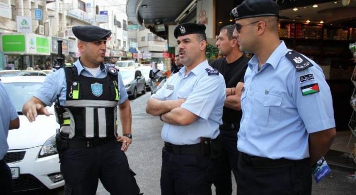 شرطة سلفيت