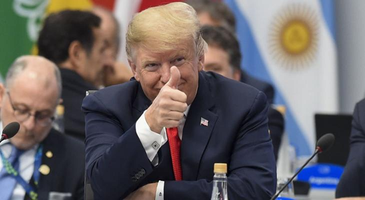 ترامب يهدد ايران