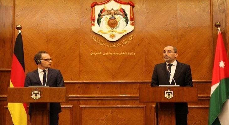 """الأردن وألمانيا تُؤكّدان استمرار جهود مكافحة """"داعش"""" في المنطقة"""