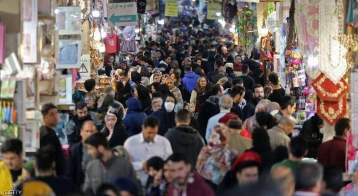 """اقتصاد """"إيران"""" يدخل دائرة الموت و""""كارثة حقيقية"""" تحدق بالنظام"""