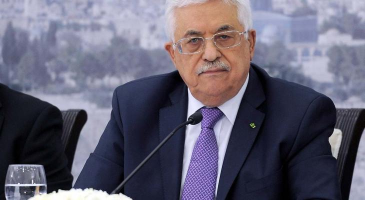 الرئيس محمود عباس