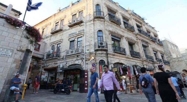 بالصور: الاحتلال يُصادق على صحة بيع مبانٍٍِ بالقدس لجمعية استيطانية