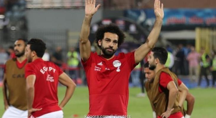 هل يحرز صلاح لقبه الاول مع مصر في بطولة افريقيا ؟ ZgCbw